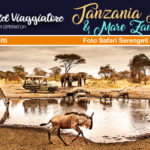 EAT829 Foto Safari in TANZANIA & Mare a ZANZIBAR